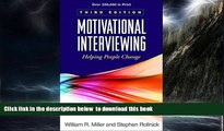 Buy NOW William R. Miller Motivational Interviewing: Helping People Change, 3rd Edition