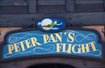 Peter Pan's Flight Resource | Learn About, Share and Discuss Peter
