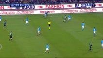 Napoli1 - 0Sassuolo - Goal  HD Lorenzo Insigne 28.11.2016 HD
