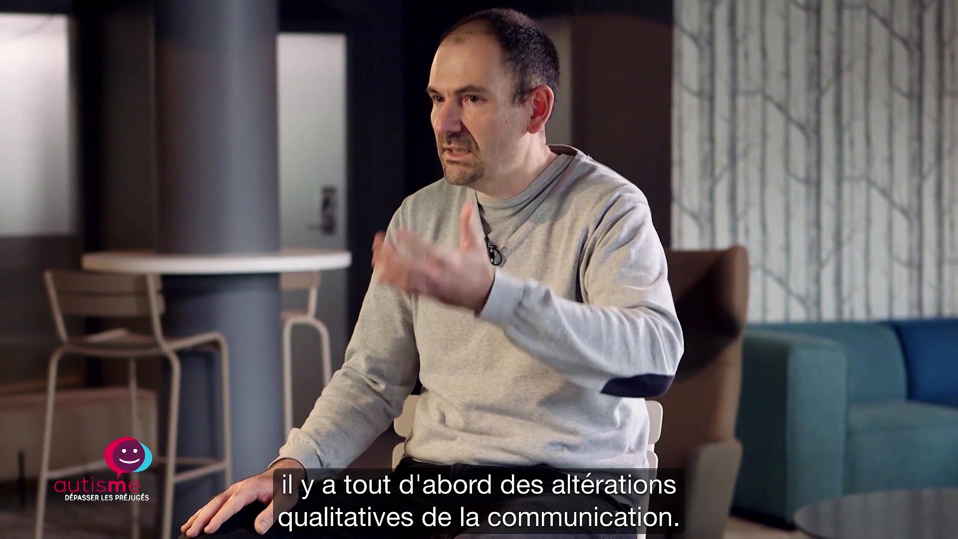 Rodolphe Ciulla : Définition de l'autisme