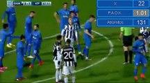 Ioannis Mystakidis Goal HD - PAOK 3 - 1 Atromitos 28.11.2016