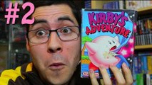 On joue au Kirby de 1993 sur la Mini NES #2
