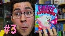 On joue au Kirby de 1993 sur la Mini NES #3