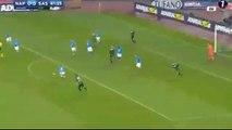 Lorenzo Insigne Goal HD - Napoli 1-0 Sassuolo - 28-11-2016