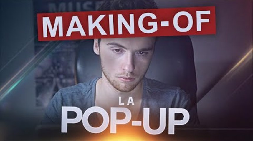 POP-UP / Making of !