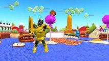 Finger Family Ironman Vs Black Ironman Cartoons For Kids And Ironman Vs Yellow Ironman Rhymes