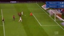 Simon Terodde Goal HD - VfB Stuttgart 1-0 FC Nürnberg 28.11.2016 HD