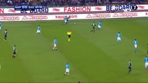 1-0 Lorenzo Insigne Goal - Napoli 1-0 Sassuolo - 28.11.2016 HD