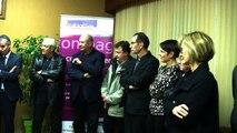 D!CI TV : Remise de chèques symboliques par l'association Initiative Sud Hautes-Alpes au Poët.