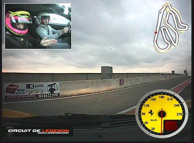 Votre video de stage de pilotage B050201116LEDE0016