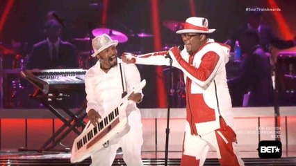 Teddy Riley Honored at Soul Train Awards