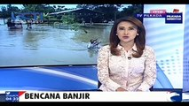 Diguyur Hujan Banjir Menerjang Warga Solo