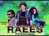 Raees Trailer ShahRukh khan Mahira Khan upcoming movie - Bollywood movies 2016 - 2017