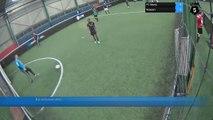 But de Damien (4-6) - FC Manly Vs Nossam - 28/11/16 21:00 - Ligue5 Automne 2016 Lundi 21h