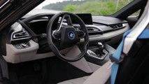 BMW i8 City Car or Supercar p3