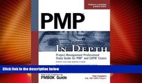 Price PMP in Depth: Project Management Professional Study Guide for PMP and CAPM Exams Paul