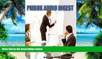 Pre Order The PMBOK Audio Digest - 12 Audio CDs in Case (PMP Exam Prep) Praizion Media mp3