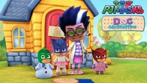 PJ Masks Doc McStuffins Transformation Romeo Owlette Catboy Gekko Doctor Funny Video For Toddlers
