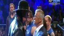 The Undertaker Returns 2016 - WWE Smackdown Live 15 November 2016  part1