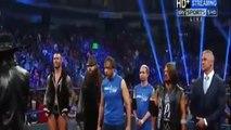 The Undertaker Returns 2016 - WWE Smackdown Live 15 November 2016  part3