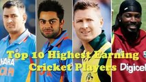 Top 10 Highest Earning Cricketers   Highest Paid Cricket Players
