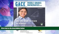 Best Price Georgia GACE Middle Grades Math (013) w/ CD-ROM (Georgia GACE Test Preparation) Dana