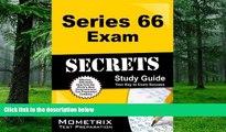 Buy Series 66 Exam Secrets Test Prep Team Series 66 Exam Secrets Study Guide: Series 66 Test