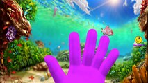 Mammoth Sharks Rhino Finger Family Nursery Rhymes | Animals Cartoons Finger Family Rhymes Collection