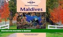 FAVORITE BOOK  Diving   Snorkeling Maldives (Lonely Planet Diving   Snorkeling Maldives) FULL