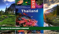 FAVORITE BOOK  Dive Thailand: Complete Guide to Diving and Snorkelling (Dive Thailand: Complete