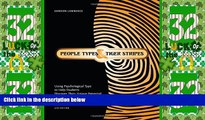 Price People Types and Tiger Stripes: Using Psychological Type to Help Students Discover Their