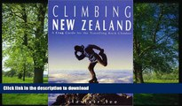 READ BOOK  Climbing New Zealand: A Crag Guide for the Travelling Rock Climber FULL ONLINE
