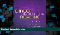 Price Direct Instruction Reading, Enhanced Pearson eText with Loose Leaf Version -- Access Card