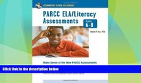 Best Price Common Core: PARCC® ELA/Literacy Assessments, Grades 6-8 (Common Core State Standards)