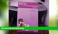 Price Reading Street Common Core Grade 3, Weekly Tests Teacher s Manual Scott Foresman On Audio