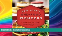 READ  New York s One-Food Wonders: A Guide to the Big Apple s Unique Single-Food Spots FULL ONLINE