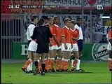 13.10.1993 - FIFA World Cup 1994 Qualifying Round 2nd Group 25th Match Netherlands 2-0 England