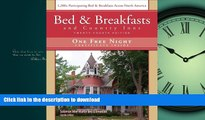 FAVORITE BOOK  Bed   Breakfast and Country Inns, 24 Edition (Official Guide to American Historic