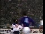 11.11.1987 - UEFA EURO 1988 Qualifying Round 4th Group 6th Match Yugoslavia 1-4 England