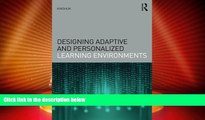 Price Designing Adaptive and Personalized Learning Environments (Interdisciplinary Approaches to