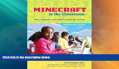 Best Price An Educator s Guide to Using Minecraft® in the Classroom: Ideas, inspiration, and