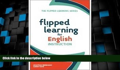 Price Flipped Learning for English Language Instruction Jonathan Bergmann PDF