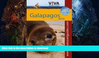 FAVORITE BOOK  VIVA Galapagos Islands: VIVA Travel Guides Galapagos Islands Guidebook  BOOK ONLINE