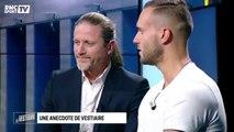 Vestiaire - Les drôles de souvenirs de Maxime Chanot sur un coach belge très (très) dur avec ses joueurs
