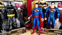 Superman vs batman | Electro armor batman vs Heat vision superman | Batman vs Superman collection