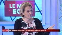 Le Mag Eco avec Agnès Grangé, déléguée du groupe La Poste en Nouvelle Aquitaine