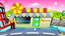 Karaoke: Lolly Pop - Songs With Lyrics - Cartoon/Animated Rhymes For Kids