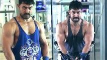 Aamir Khan's Gym Bodybuidling Workout For DANGAL Leaked