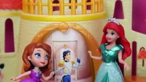 Sofia The First Mermaid Dolls Oona The Floating Palace Mermaids with Ariel by Di