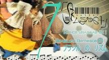 Basic Of Brazukas Rhythms BX 7   Rítmica Brazuka Básica BX 7   七: ベース の 基本的[きほんてき] な ブラジル の リズム運動[リズムうんどう]